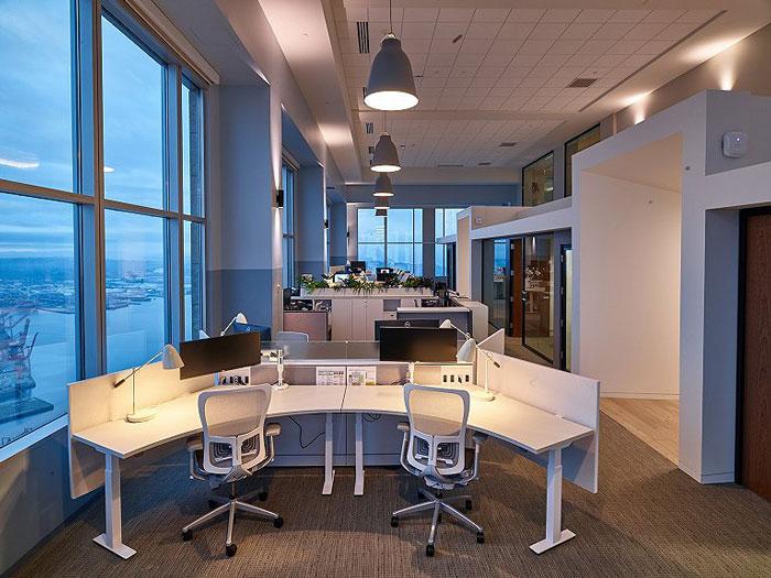 公司办公室空间