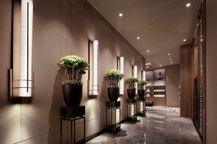 酒店走廊装饰