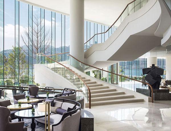 酒店内部空间布局该如何设计装修?