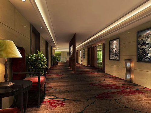 成都酒店走廊装修设计