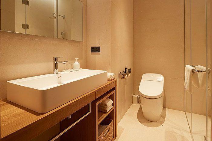酒店客房卫生间装修
