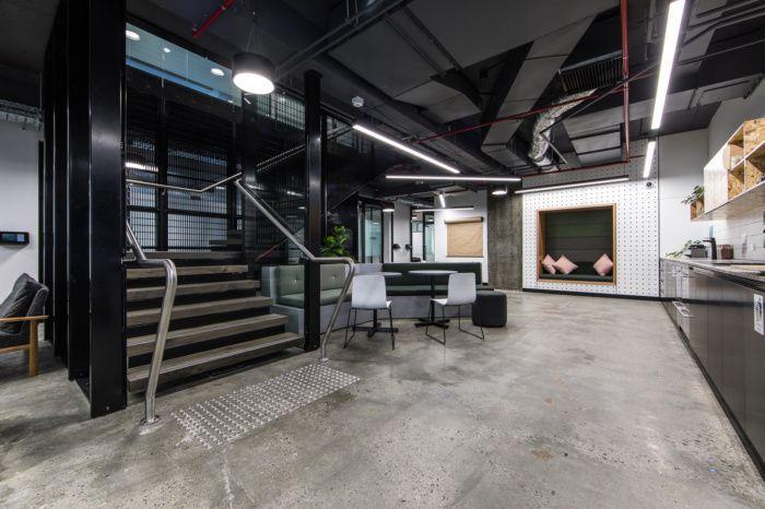 办公室一楼装修设计