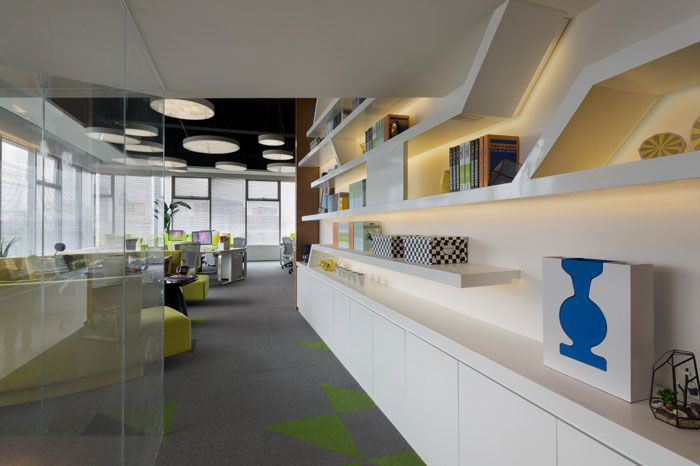 设计公司空间装饰