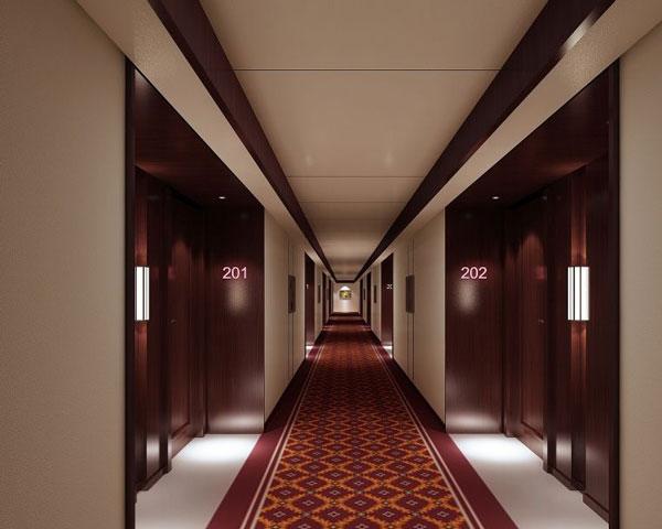 成都酒店装修设计