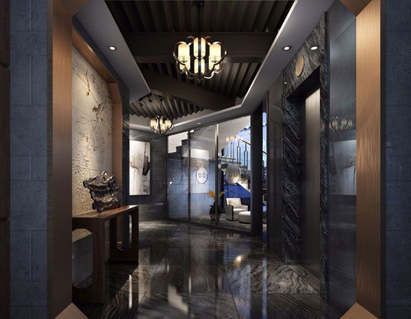 酒店走廊设计方案