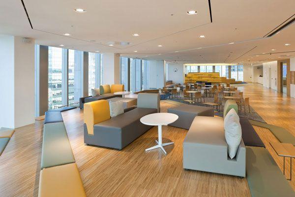 小型办公室装修怎么布置更大气?