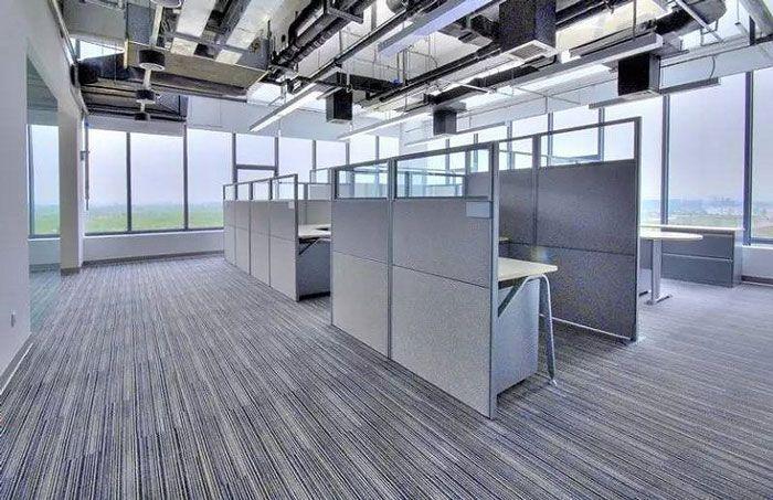 办公楼装修办公区域