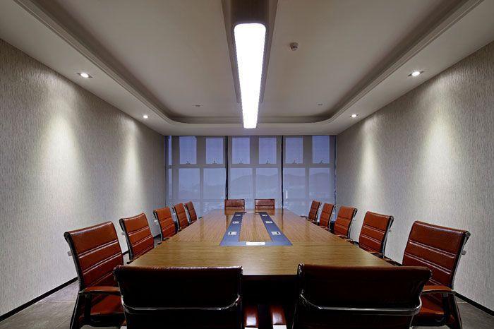 办公空间装修设计会议室