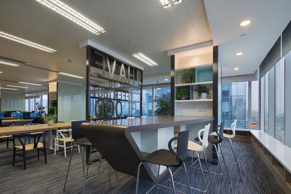 办公室如何装修设计能更温馨放松?