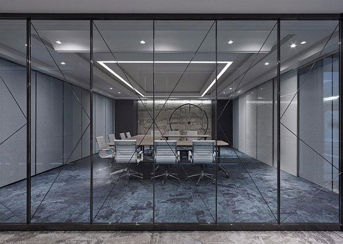 公司室内设计效果图 - 会议室