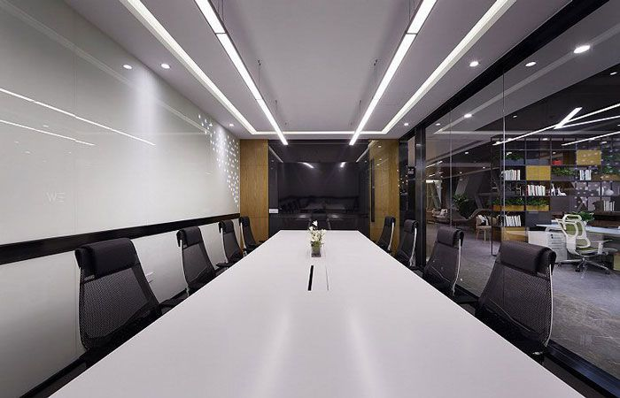 办公室室内装饰会议室