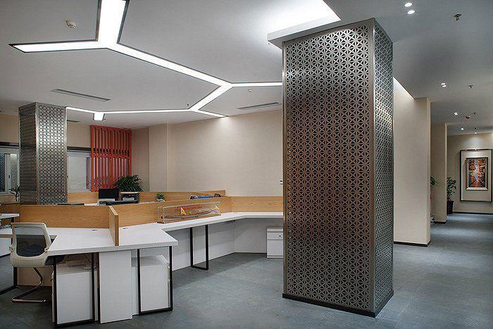 建筑装饰公司装修办公区域