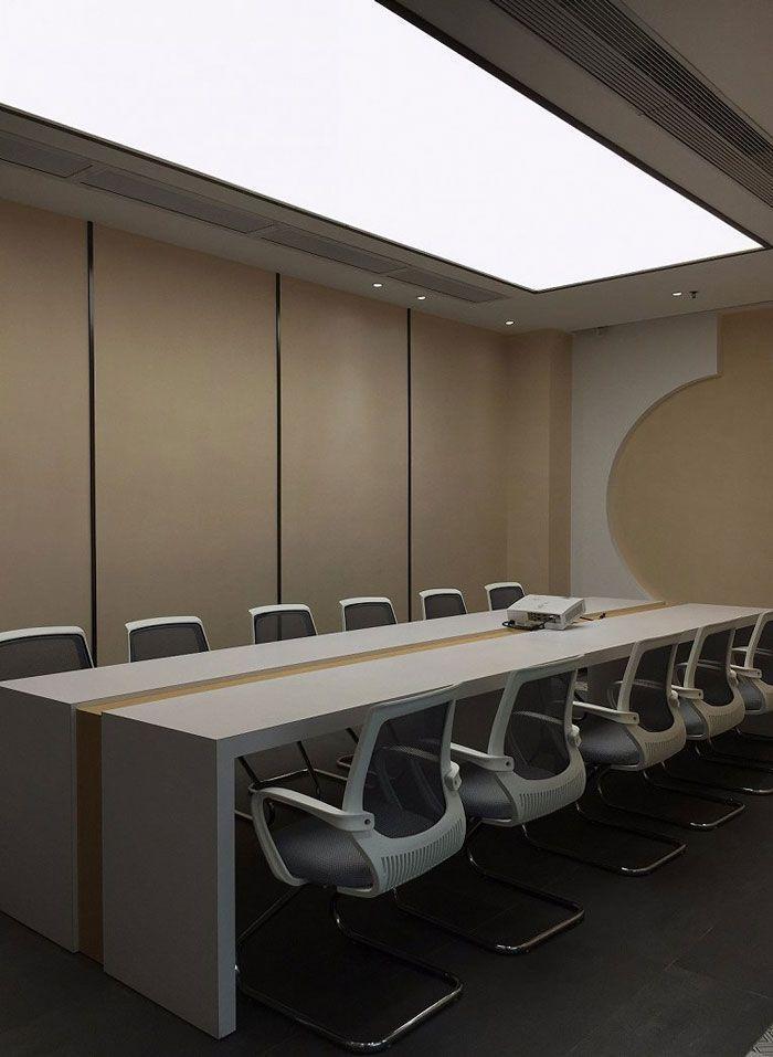 建筑装饰公司装修会议室