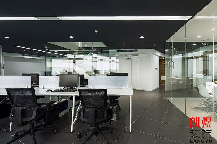 LOFT办公室装修办公空间
