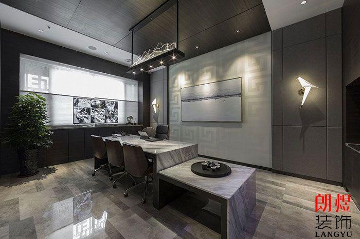 办公空间装修效果图独立办公室