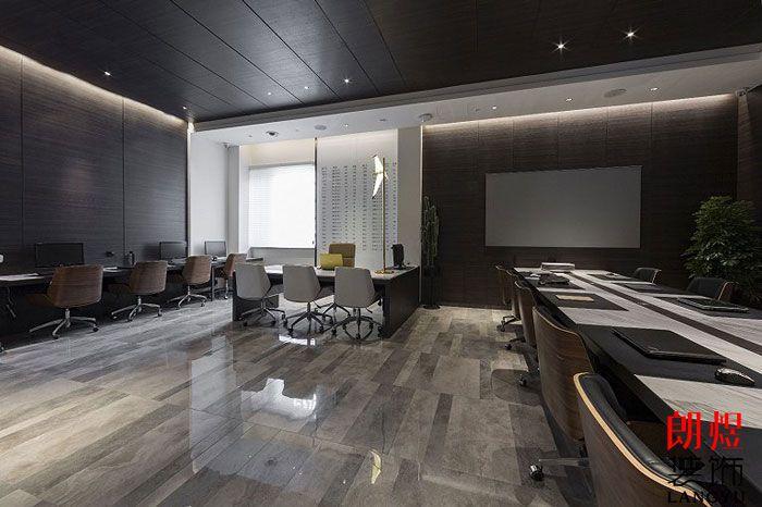 办公空间装修效果图办公区域
