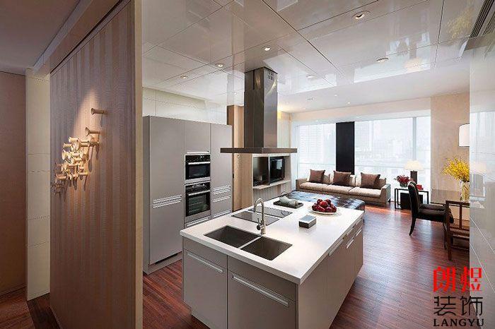 酒店套间装修小厨房