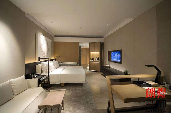 现代简约风格酒店设计装修