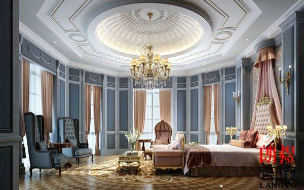 酒店装修设计欧式风格