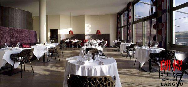 酒店餐厅设计装修材料怎么选择?