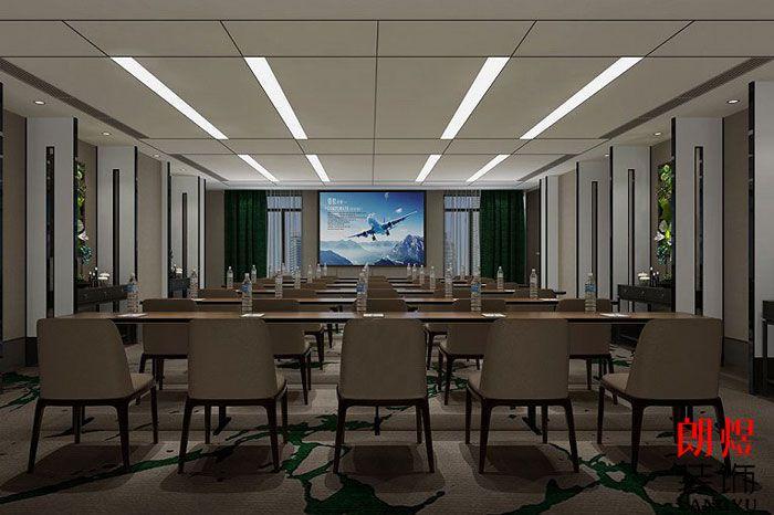 精品度假酒店设计会议室