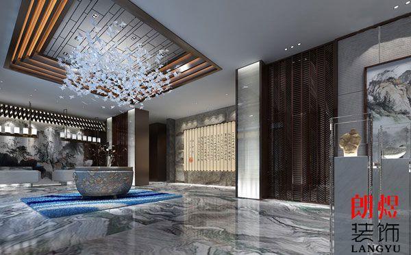 成都精品酒店装修设计及市场定位