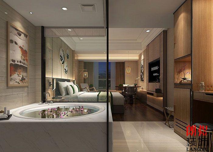 酒店室内装修设计豪华间