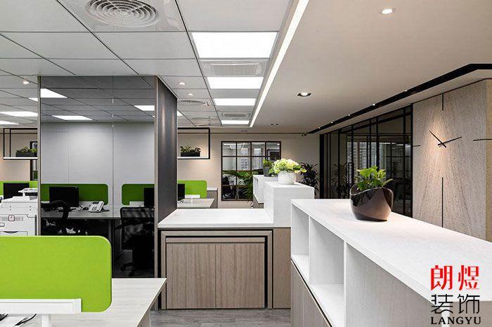 简约办公室设计空间装饰