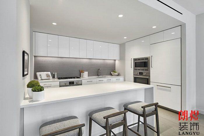 公寓式酒店设计厨房