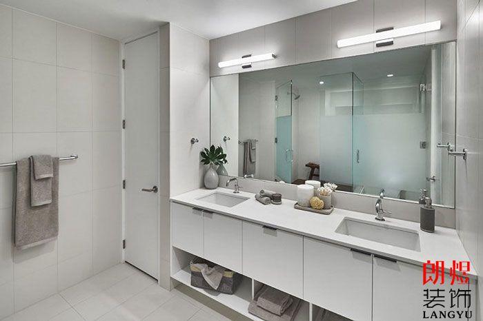 公寓式酒店设计洗手间