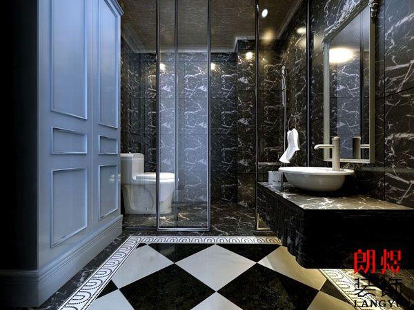 不一样的酒店卫生间设计,提升房间舒适度