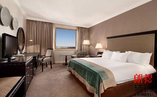 酒店客房设计标准