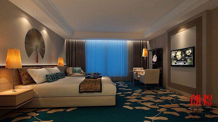 酒店设计案例客房