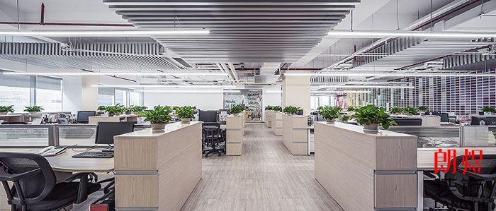 办公装修设计公共办公空间