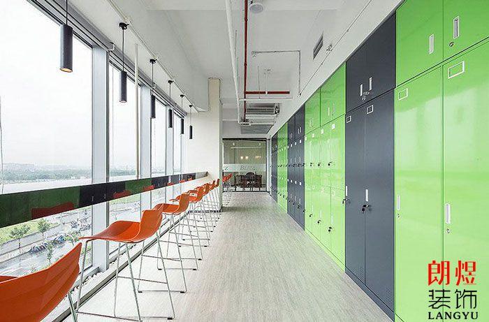 办公装修设计公共区域