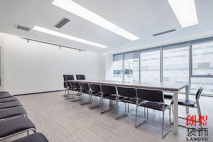 办公装修设计会议室