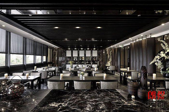 酒店设计方案西餐厅