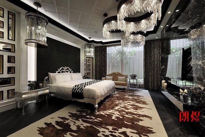 酒店设计方案客房