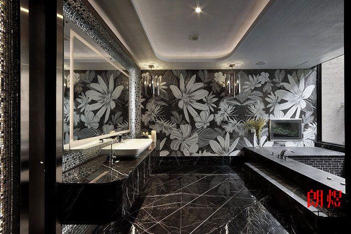 酒店设计方案洗手间