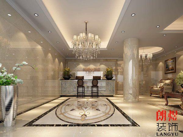 酒店设计效果图