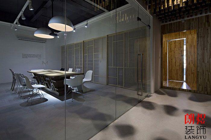 简约办公空间设计会议室