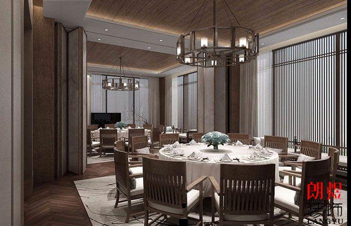 中式风格酒店设计中餐包房
