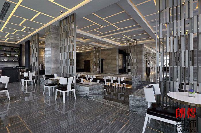 酒店室内设计餐厅