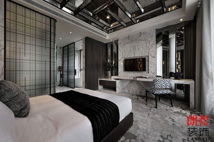 现代风酒店室内设计效果图