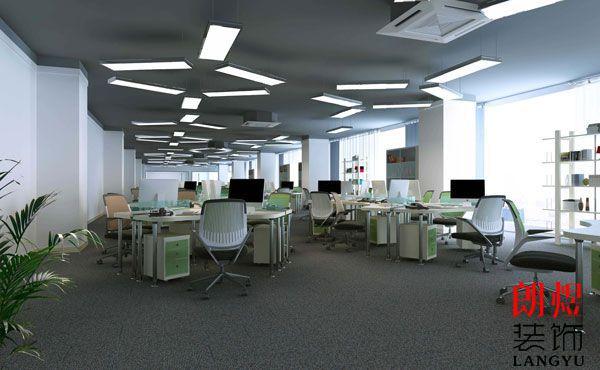 办公室装修灯光设计应该注意些什么