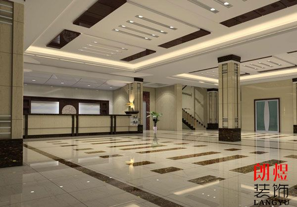酒店装修设计围绕的核心点有哪几个方面?