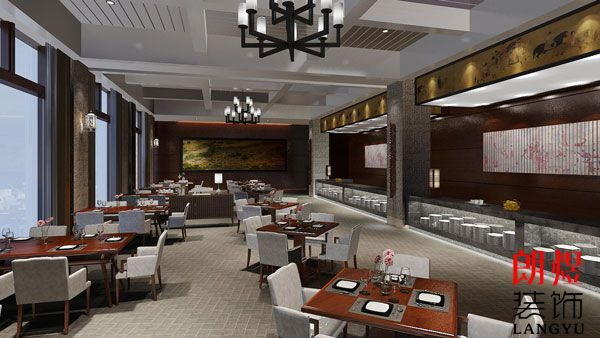 酒店装修设计-餐厅
