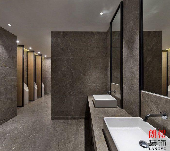 新中式酒店设计卫生间