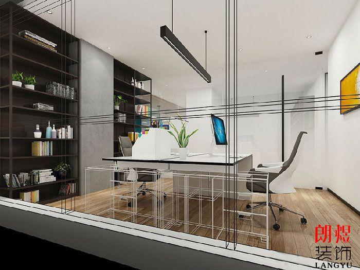 精品办公室装修独立办公室