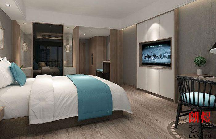酒店卧室装修效果图